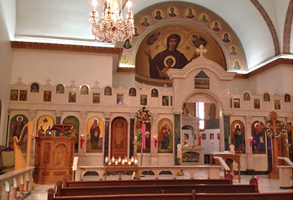 Greek Orthodox Cathedral
